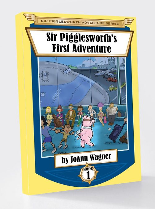 Sir Pigglesworth's First Adventure