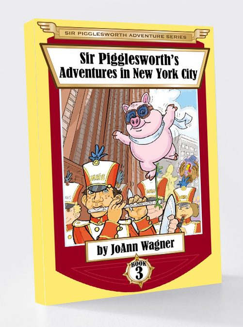 Sir Pigglesworth's Adventures in New York City