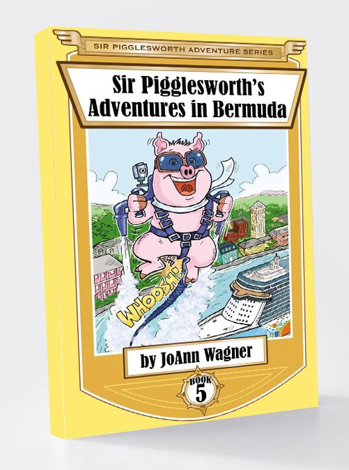 Sir Pigglesworth's Adventures in Bermuda