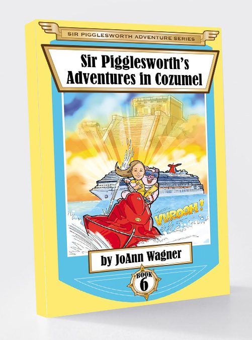 Sir Pigglesworth's Adventures in Cozumel